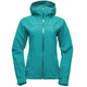 Black Diamond W's Stormline Stretch Rain Shell Jacket Evergreen